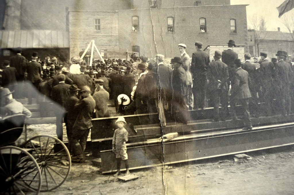 1911 Cornerstone