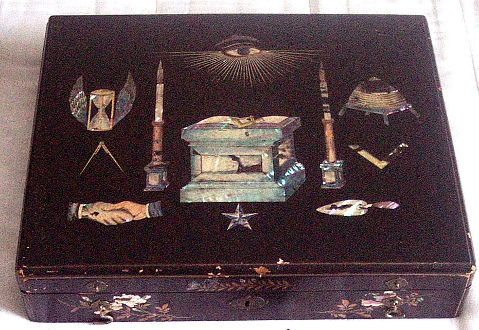 Masonic Box